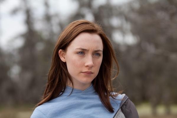 Saoirse Ronan ( Melanie / Wanda) en 'THE HOST (La huÈsped)', basada en la obra de Stephenie Meyer