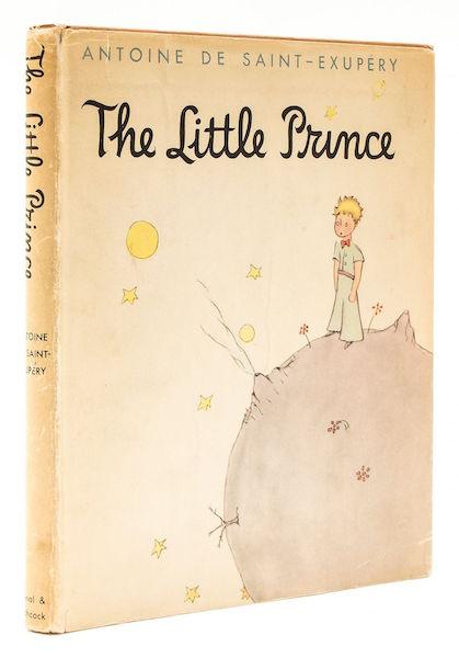 Le Petit Prince On Le Lit Bien Avec Le Cœur Beau Vers L œil